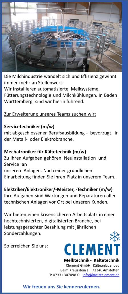 Stellenanzeigen_ Webseite